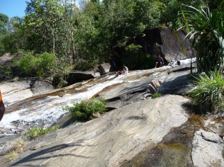 Natural slide