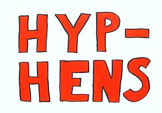 hyphen-sign