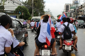 Hat Yai protests, Dec 2013