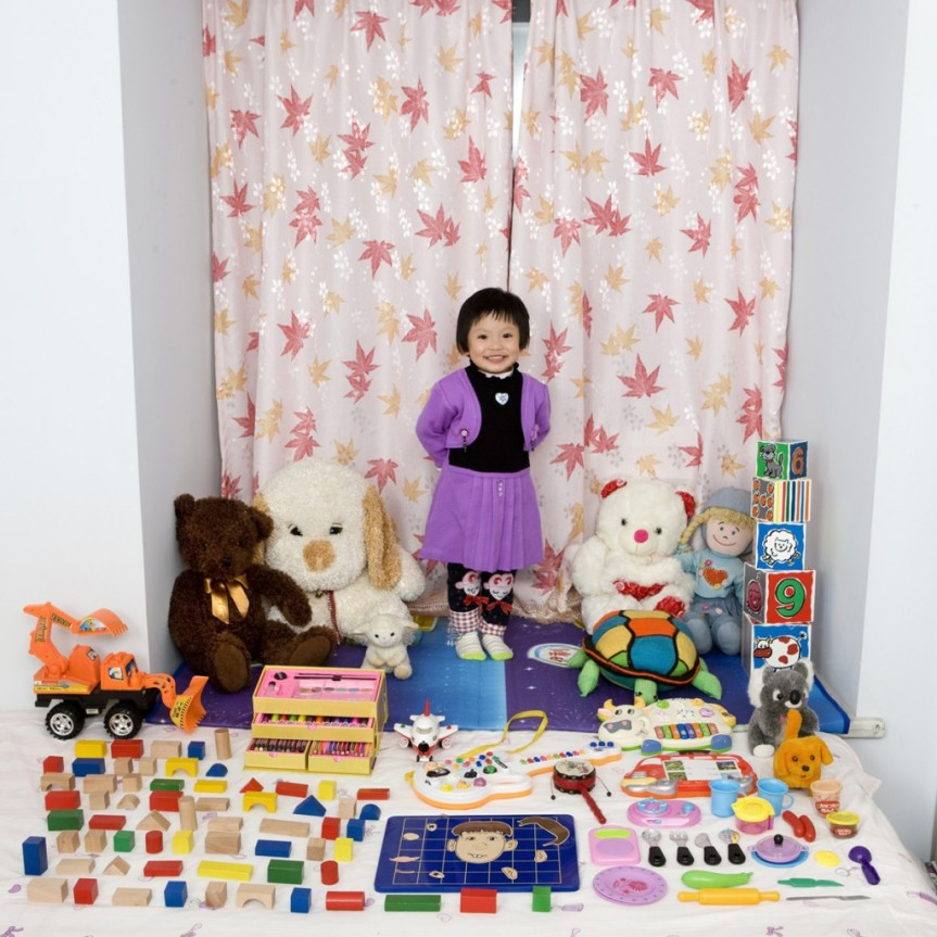 Toy Stories - China