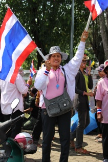 Songkhla protests, Dec 2013