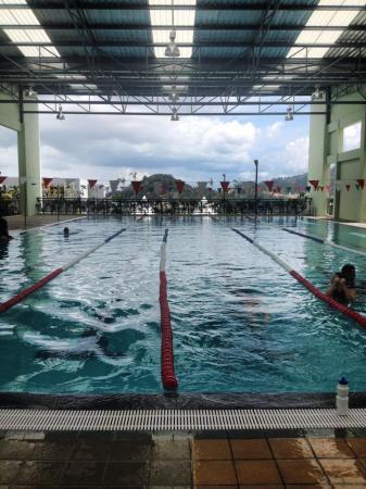 My school pool.