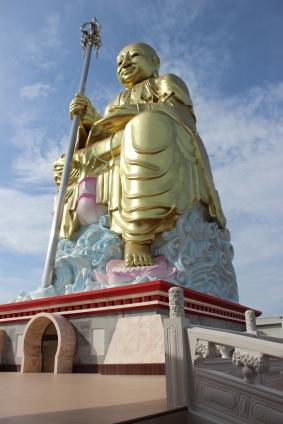 'Tesco' Buddha, Hat Yai