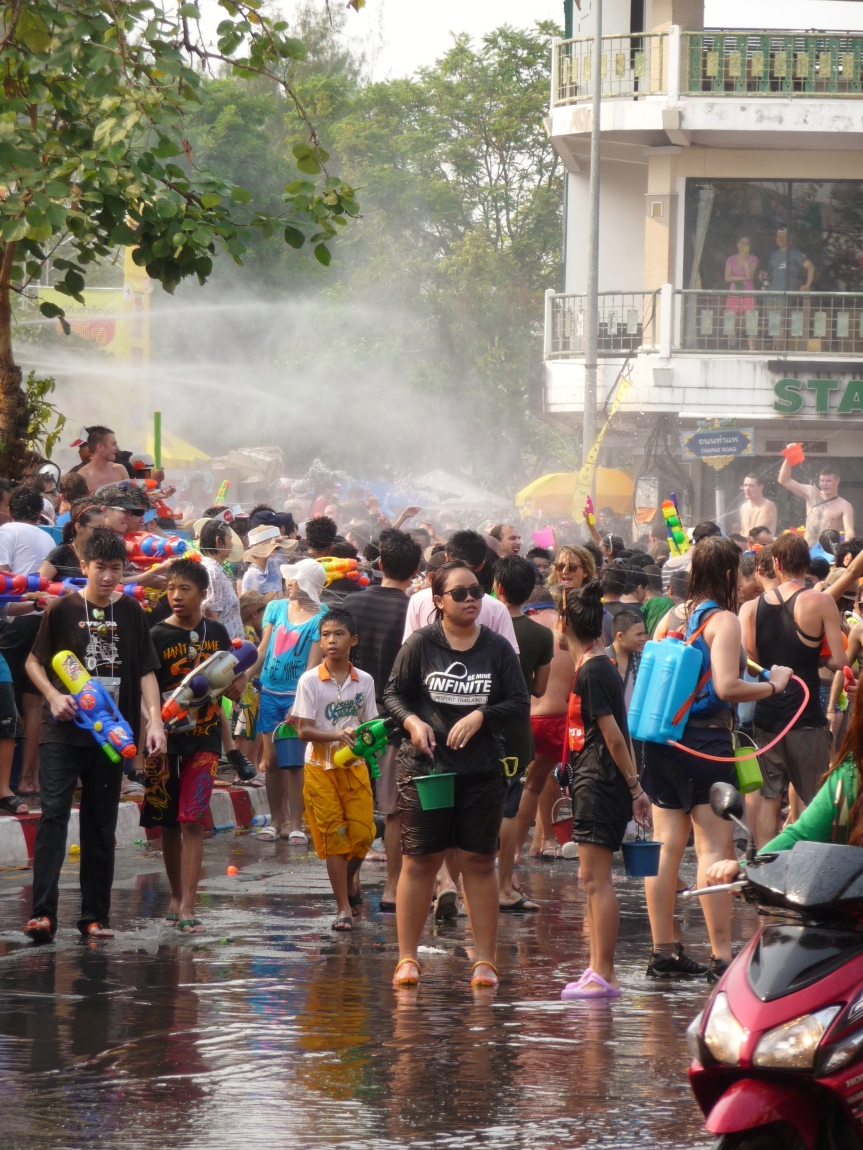 Songkran Survival 101