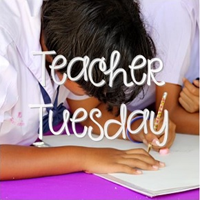 Teacher Tuesday: Mr Bean writing exercise