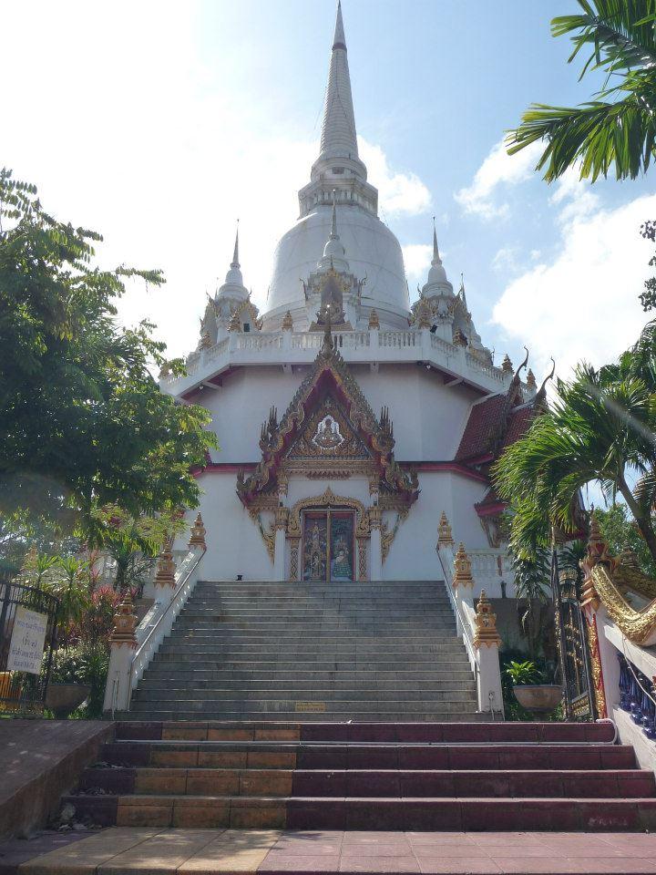 temple stupa