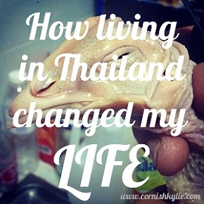 Five for Friday – how living in Thailand has changed me