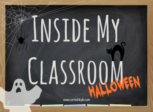 inside my classroom halloween lesson ideas