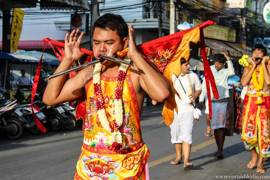 Photo of the day: Phuket Vegetarian Festival