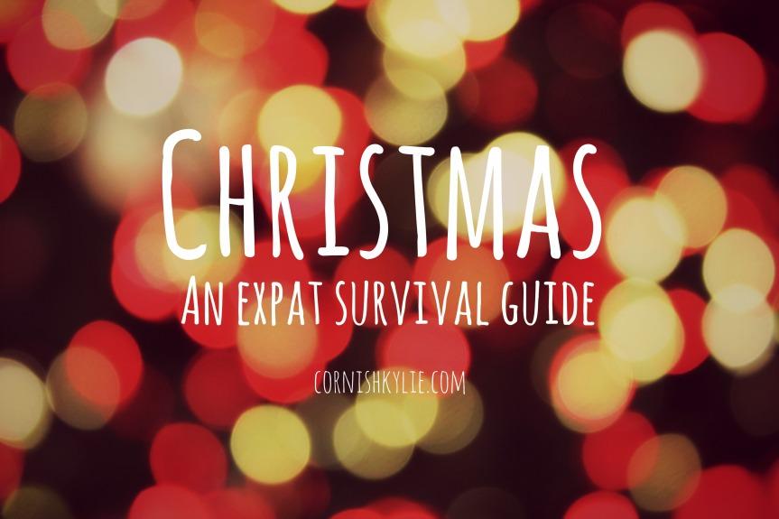 Christmas: an Expat SurvivalGuide