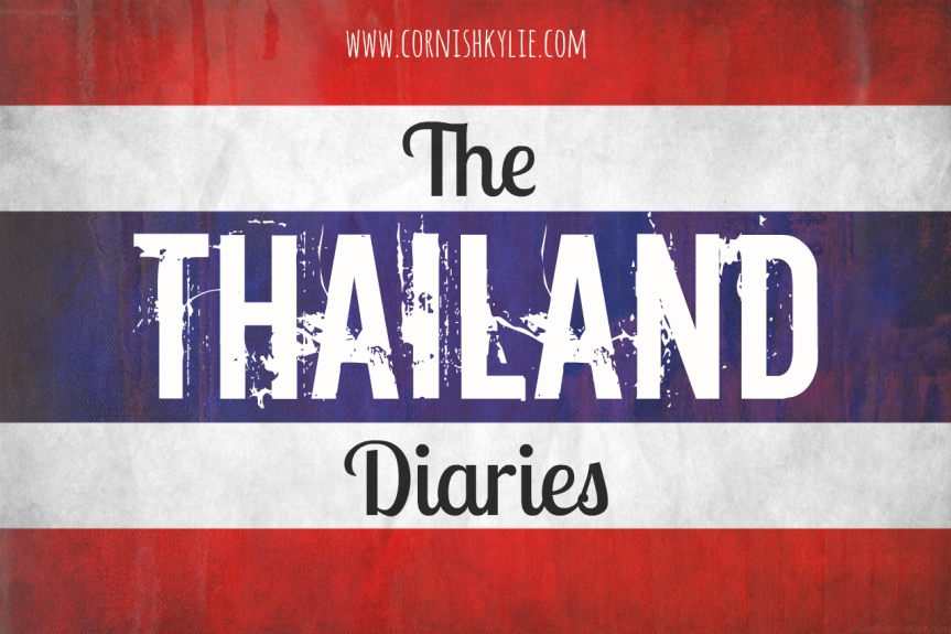 The Thailand Diaries: Mr. Parasite and the case of the missing toilet