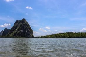 Those limestone cliffs again