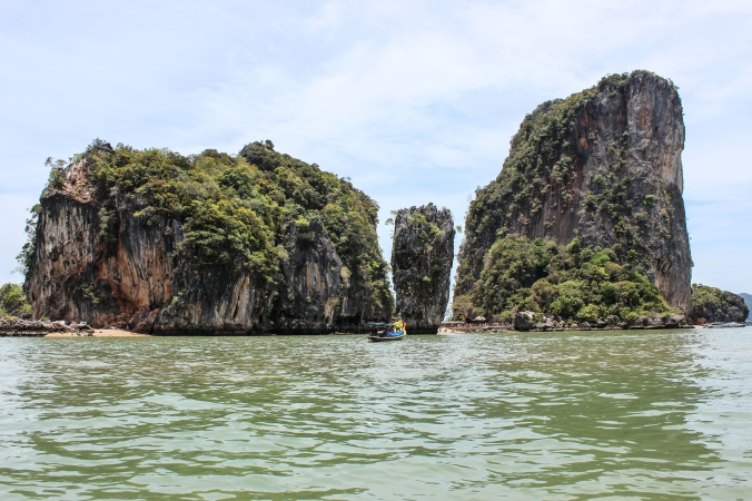 James Bond Island itself