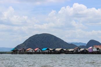Stilt houses - Koh Panyee