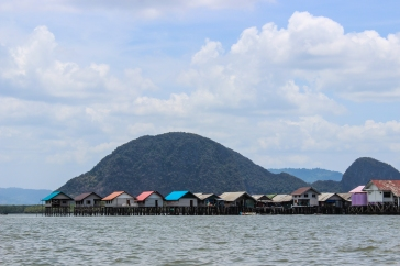 Stilt houses - Koh Panyee