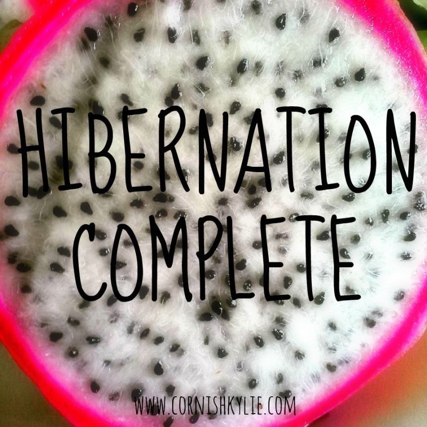 Hibernation Complete.